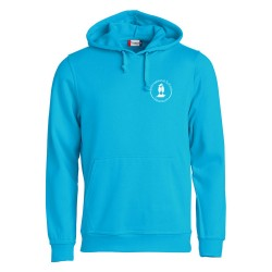 Hoodie Blue - Special Edition Tree Owl